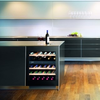Liebherr UWTgb 1682 Wine Cellar - installed