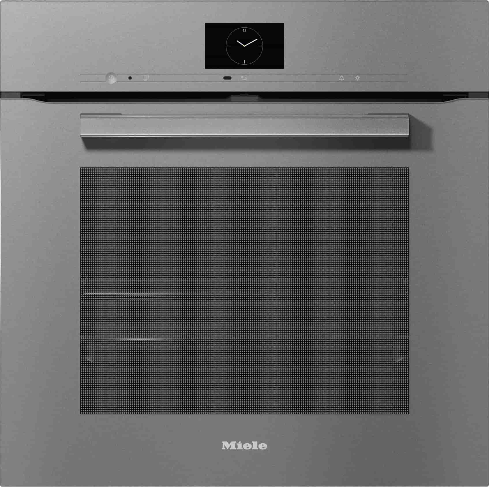 Rawsons Appliances Bathrooms - Miele H 7660 BP Oven VitroLine Graphite Grey